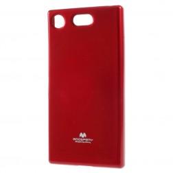 """""""Mercury"""" dėklas - raudonas (Xperia XZ1 Compact)"""