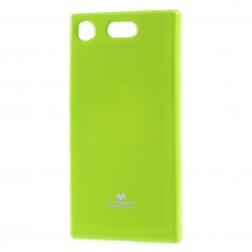 """""""Mercury"""" dėklas - žalias (Xperia XZ1 Compact)"""