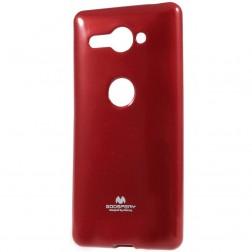 """""""Mercury"""" dėklas - raudonas (Xperia XZ2 Compact)"""
