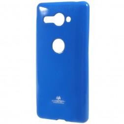 """""""Mercury"""" dėklas - tamsiai mėlynas (Xperia XZ2 Compact)"""