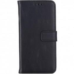 """""""Retro"""" atverčiamas dėklas - juodas (Xperia XZ2 Compact)"""