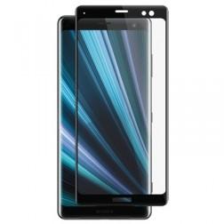 """""""Mocolo"""" Tempered Glass apsauginis ekrano stiklas 0.26 mm - juodas (Xperia XZ3)"""