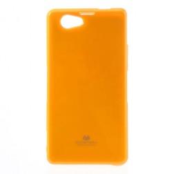 """""""Mercury"""" dėklas - geltonas (Xperia Z1 Compact)"""