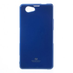 """""""Mercury"""" dėklas - tamsiai mėlynas (Xperia Z1 Compact)"""