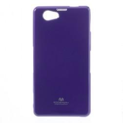 """""""Mercury"""" dėklas - violetinis (Xperia Z1 Compact)"""