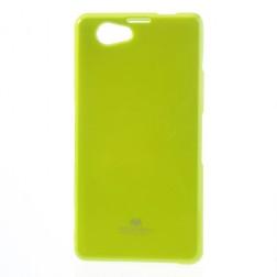 """""""Mercury"""" dėklas - žalias (Xperia Z1 Compact)"""
