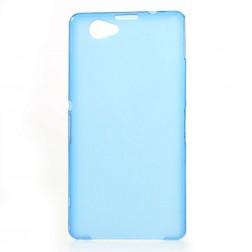 Ploniausias pasaulyje dėklas - mėlynas (Xperia Z1 Compact)