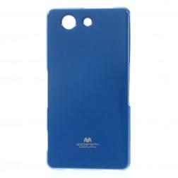 """""""Mercury"""" dėklas - tamsiai mėlynas (Xperia Z3 Compact)"""