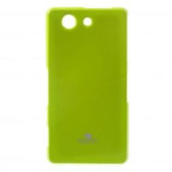 """""""Mercury"""" dėklas - žalias (Xperia Z3 Compact)"""
