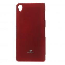 """""""Mercury"""" dėklas - raudonas (Xperia Z3)"""
