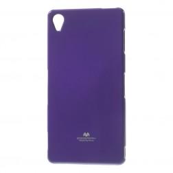 """""""Mercury"""" dėklas - violetinis (Xperia Z3)"""