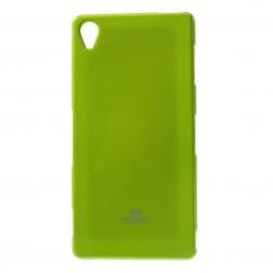 """""""Mercury"""" dėklas - žalias (Xperia Z3)"""