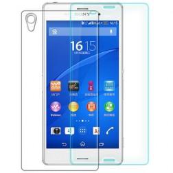 """""""Nillkin"""" 9H+ Pro Tempered Glass apsauginis ekrano stiklas 0.33 mm + nugarėlės plėvelė (Xperia Z3)"""