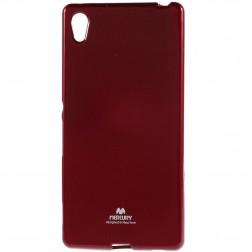 """""""Mercury"""" dėklas - raudonas (Xperia Z3+)"""