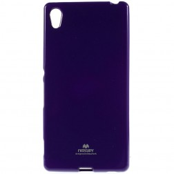 """""""Mercury"""" dėklas - violetinis (Xperia Z3+)"""