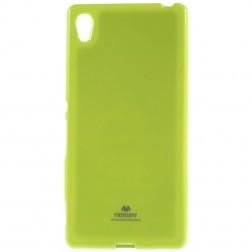 """""""Mercury"""" dėklas - žalias (Xperia Z3+)"""