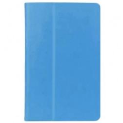 Klasikinis atverčiamas dėklas - šviesiai mėlynas (Xperia Z3 Tablet Compact)