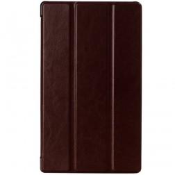 Atverčiamas dėklas - rudas (Xperia Z3 Tablet Compact)