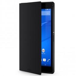 """""""Sony"""" Cover Stand atverčiamas dėklas - juodas (Xperia Z3 Tablet Compact)"""