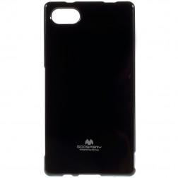 """""""Mercury"""" dėklas - juodas (Xperia Z5 Compact)"""