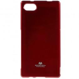 """""""Mercury"""" dėklas - raudonas (Xperia Z5 Compact)"""