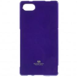 """""""Mercury"""" dėklas - violetinis (Xperia Z5 Compact)"""