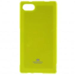 """""""Mercury"""" dėklas - žalias (Xperia Z5 Compact)"""