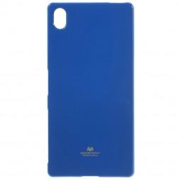 """Mercury"" dėklas - mėlynas (Xperia Z5 Premium)"