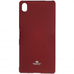"""""""Mercury"""" dėklas - raudonas (Xperia Z5 Premium)"""