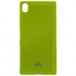 """""""Mercury"""" dėklas - žalias (Xperia Z5 Premium)"""