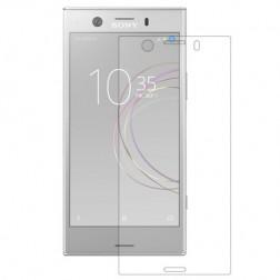 """""""Calans"""" Tempered Glass pilnai dengiantis apsauginis ekrano stiklas 0.2 mm - skaidrus (Xperia XZ1 Compact)"""