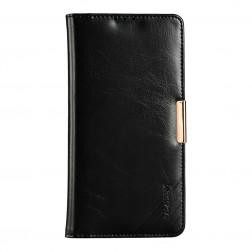 """""""Kalaideng"""" Royale atverčiamas dėklas - juodas (Xperia Z5 Premium)"""
