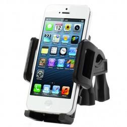 """""""Stretchable"""" universalus telefono laikiklis prie dviračio"""