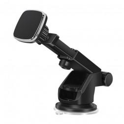 """""""Telescopic"""" magnetinis automobilinis telefono laikiklis - juodas"""