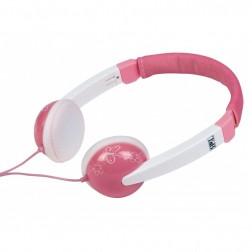 """""""T'nB"""" Kids Sound ausinės - rožinės"""