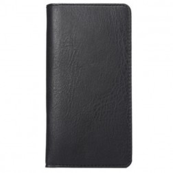 Solidi atverčiama įmautė - juoda (XL+ dydis)