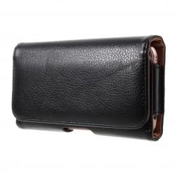 Dėklas prie diržo  - juodas (XL dydis)