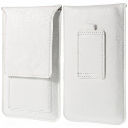 Universali vertikali odinė įmautė - balta (L+ dydis)