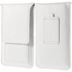 Universali vertikali odinė įmautė - balta (XL+ dydis)