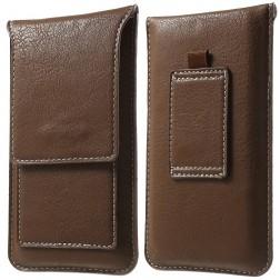 Universali vertikali odinė įmautė - ruda (L dydis)