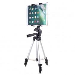 """""""Telescopic Stand"""" universalus planšetės laikiklis - sidabrinis"""
