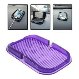 """""""Anti-Slip Pad"""" kilimėlis, laikiklis - violetinis (S dydis)"""