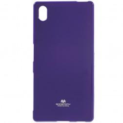 """""""Mercury"""" dėklas - violetinis (Xperia Z5)"""