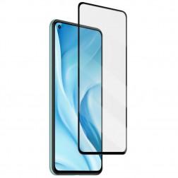 """""""Mocolo"""" Tempered Glass pilnai dengiantis apsauginis ekrano stiklas 3D - juodas (Mi 11 Lite)"""