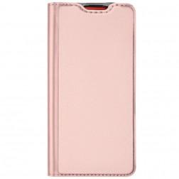 """""""Dux Ducis"""" Skin atverčiamas dėklas - rožinis (Mi 9T)"""