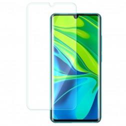 """""""Calans"""" Tempered Glass pilnai dengiantis apsauginis ekrano stiklas 0.2 mm - skaidrus (Mi Note 10 Lite)"""
