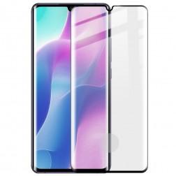 """""""Imak"""" Tempered Glass pilnai dengiantis apsauginis ekrano stiklas 0.2 mm - juodas (Mi Note 10 Lite)"""