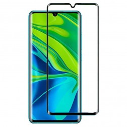 """3D Rewan"" Tempered Glass apsauginis ekrano stiklas 0.26 mm - juodas (Mi Note 10 / 10 Pro)"