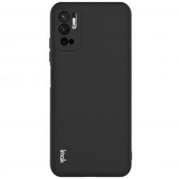"""""""Imak"""" kieto silikono (TPU) dėklas - juodas (Poco M3 Pro / Redmi Note 10 5G)"""