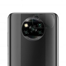 """""""Imak"""" apsauginis galinės kameros stiklas 0.3 mm (Poco X3 / X3 Pro)"""